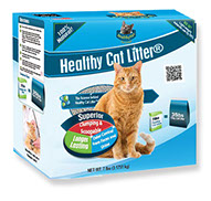 Healthy Cat Litter box